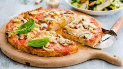 Как приготовить куриную пиццу без теста