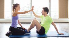 Как убедить мужа заняться спортом