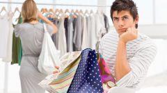 Как избежать конфликтов во время шопинга с мужем