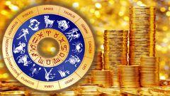 Денежный гороскоп и отношение к деньгам