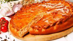 Как приготовить тесто для рыбного пирога