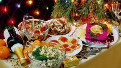 Как безболезненно перенести новогоднее застолье