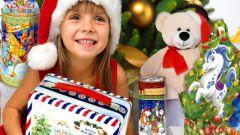 Как и какой подарок выбрать ребенку на Новый год