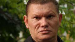 Дмитрий Персин: краткая биография