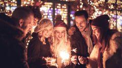 Отсутствие сна - главная опасность Новогодней ночи