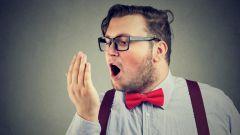 Как убрать запах перегара