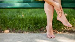 Простые средства при отеках ног