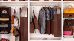 Как правильно хранить одежду в межсезонье