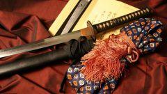 Японское оружие и его виды