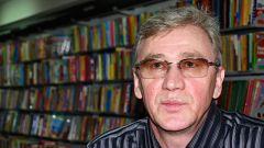 Слаповский Алексей Иванович: биография, карьера, личная жизнь