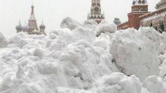 Когда был самый сильный снегопад в Москве