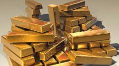 Золотой запас стран мира
