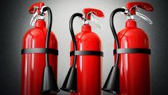 Огнетушитель ОП-5: описание и характеристики