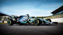 Хэмилтон: «Новый болид Mercedes отличается от прошлогоднего»