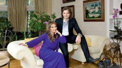 Жена Дмитрия Маликова: фото
