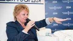 Елисеева Ольга Игоревна: биография, карьера, личная жизнь