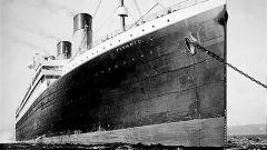 Крушение «Титаника»: история