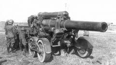 Артиллерийское орудие: виды и дальность стрельбы