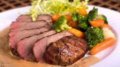 Как готовить стейк из говядины