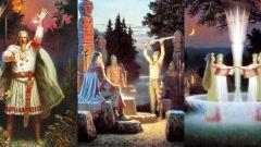 Языческие традиции дохристианской Руси: описание