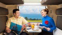 Что взять в длительную поездку на поезде