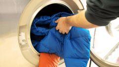 Как стирать вещи с утеплителем
