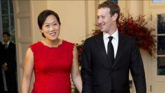 Жена Цукерберга: фото