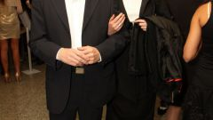 Борис Корчевников и его жена: фото