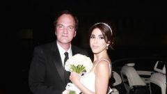Свадьба Тарантино: фото