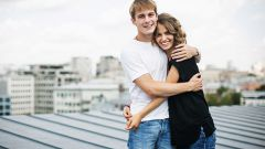 Любовь Аксенова и ее муж