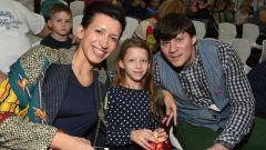 Елена Борщева с мужем и детьми: фото
