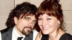Питер Динклэйдж с женой и дочкой: фото