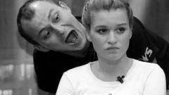 Денис Куренков и его жена: фото