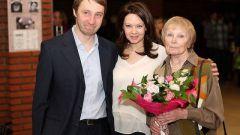 Андрей Кайков: фото с женой