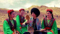 Тюркская группа языков: народы
