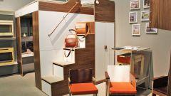 Компактная и многофункциональная мебель для ванной, кухни и гостинной