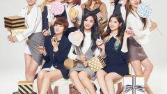 Корейская группа TWICE: биография группы и участниц