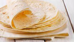 Как приготовить мексиканские закуски с лепешками «тортильяс»