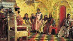 Как был устроен быт российских царей в 17 веке
