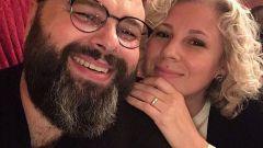 Макс Фадеев с женой и сыном: фото