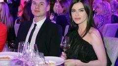 Елена Темникова с мужем: фото