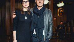 Олег Меньшиков с женой: фото