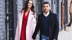 Леонид Барац и его новая жена: фото
