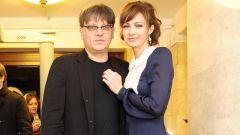 Жена Валерия Тодоровского: фото