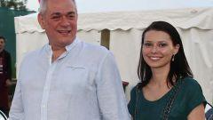 Сергей Доренко с женой: фото