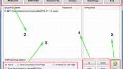 Как excel перевести в pdf