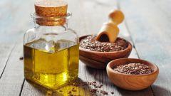 Льняное масло: лечебные свойства, правила приема