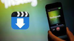 Как из инстаграм скачать видео на айфон