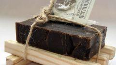 Дегтярное мыло: польза и вред, как пользоваться