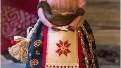 Кукла-берегиня: оберег своими руками